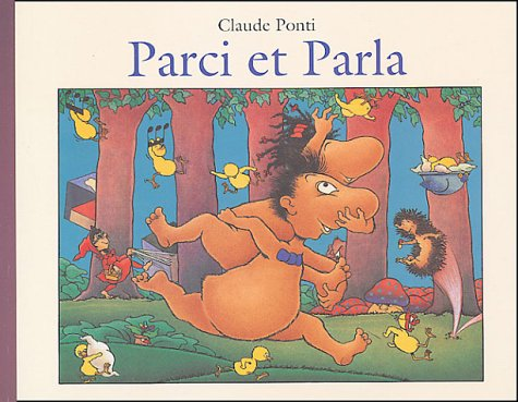 9782211073394: Parci ET Parla (French Edition)
