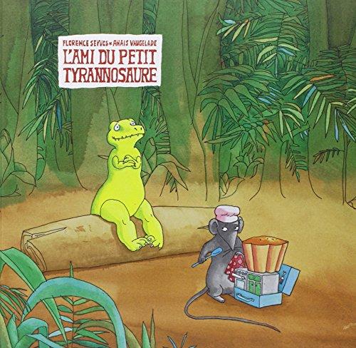 9782211073523: L'Ami du petit tyrannosaure