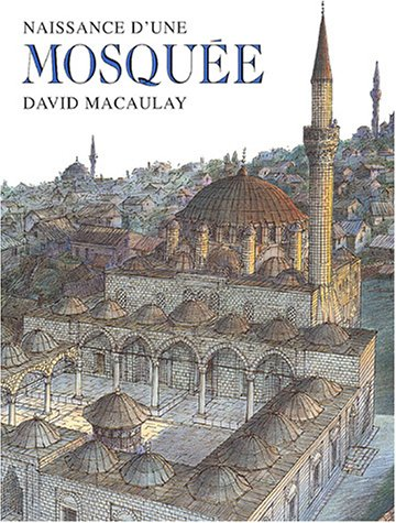 9782211075244: Naissance d'une mosquée (French Edition)