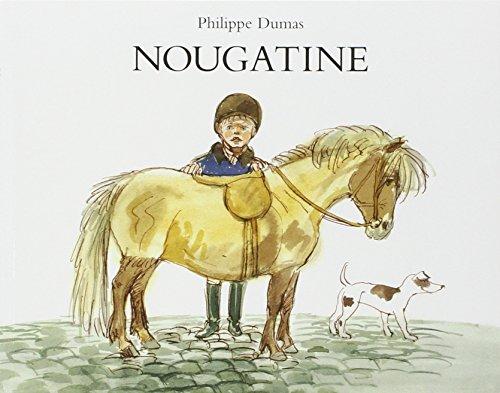 9782211075428: NOUGATINE. : Cahier d'équitation de Jean