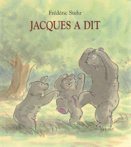 9782211075909: Jacques A Dit