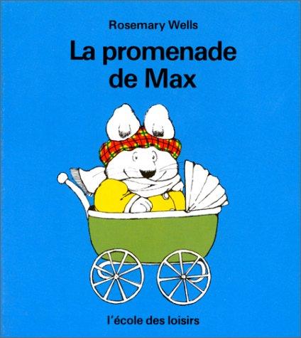 9782211075954: La Promenade de Max