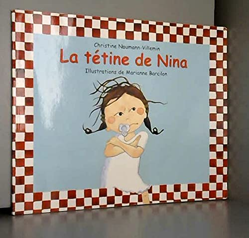 9782211076074: La tétine de Nina