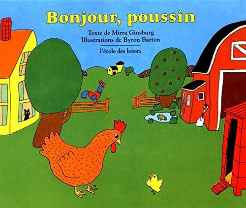 9782211078382: Bonjour, poussin