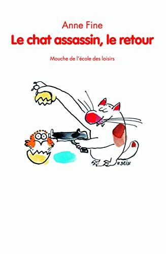 9782211078399: Le chat assassin, le retour