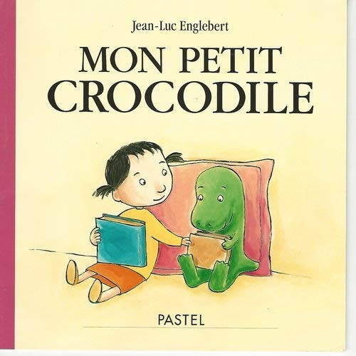 9782211080408: Mon petit crocodile