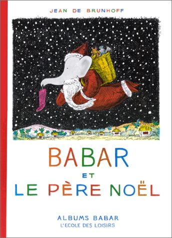 9782211082815: Babar Et Le Pere Noel