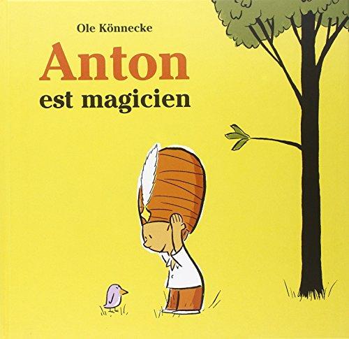 9782211083454: Anton est magicien