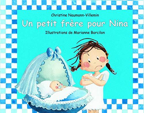 9782211083713: Un petit frère pour Nina (Les lutins)