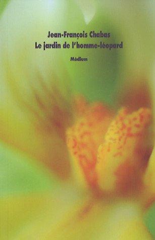 9782211084055: Le jardin de l'homme-léopard
