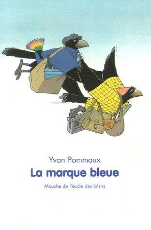 9782211085472: La marque bleue (French edition)