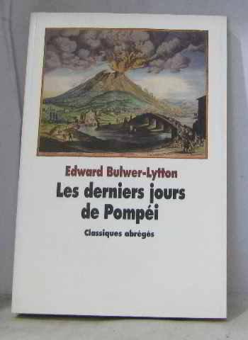 9782211085571: Les derniers jours de Pompéi