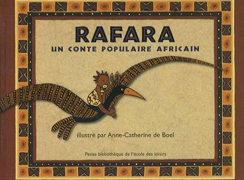 9782211086066: Rafara : Un conte populaire africain