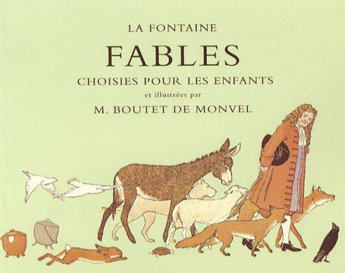 9782211086899: La Fontaine : Fables choisies pour les enfants