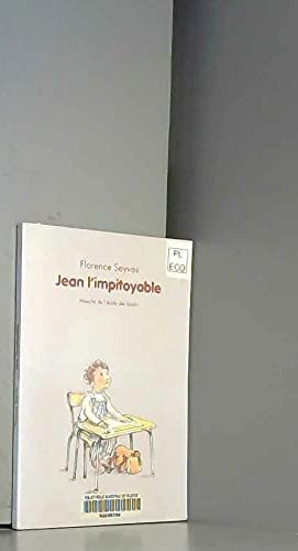 9782211087551: Jean l'impitoyable
