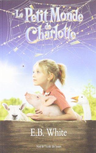 9782211088176: Le Petit Monde de Charlotte (French Edition)