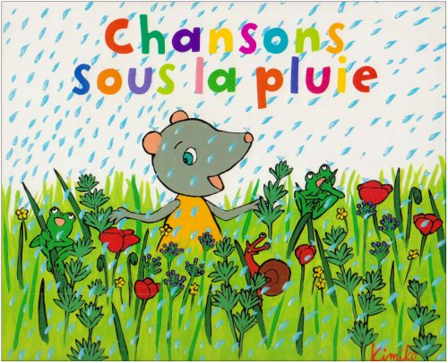 9782211088350: Chansons sous la pluie
