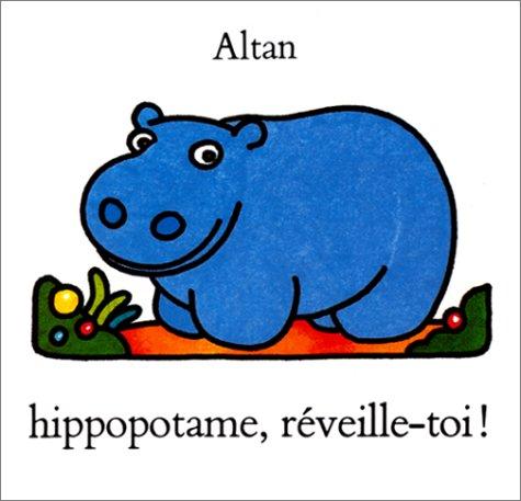 9782211088503: Hippopotame, réveille-toi