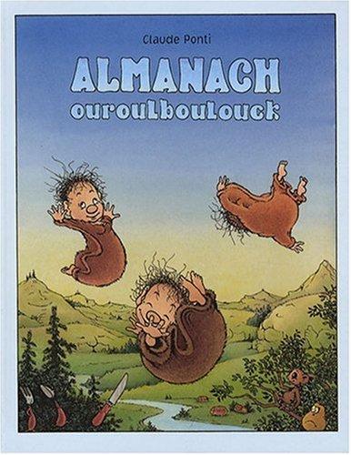ALMANACH OUROULBOULOUCK: PONTI CLAUDE