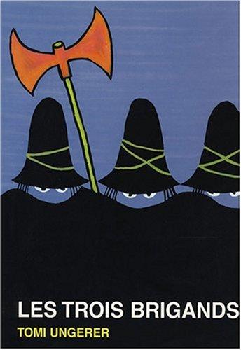 9782211089647: Les trois brigands