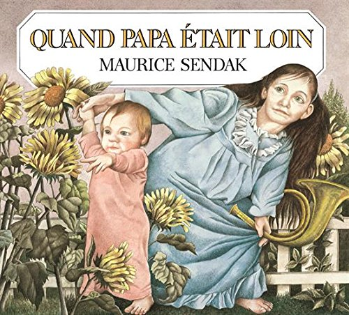 9782211089906: Quand papa était loin (French Edition)