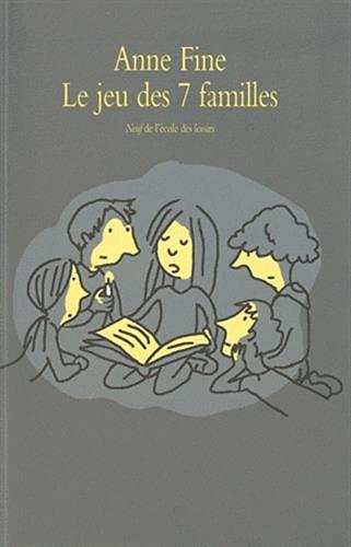 9782211090209: le jeu des sept familles
