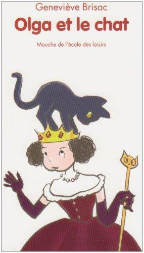 9782211090780: Olga et le chat