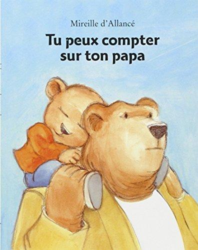 9782211090902: Tu peux compter sur ton papa (French Edition)