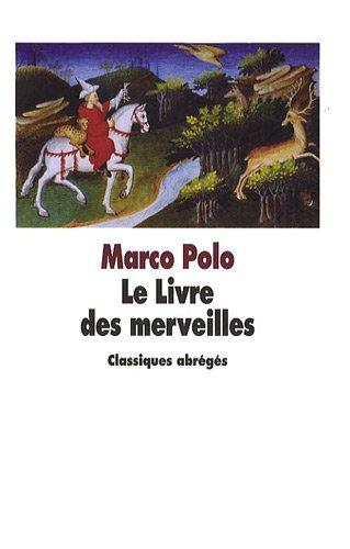 9782211091206: Le Livre des merveilles (Classiques abrégés)