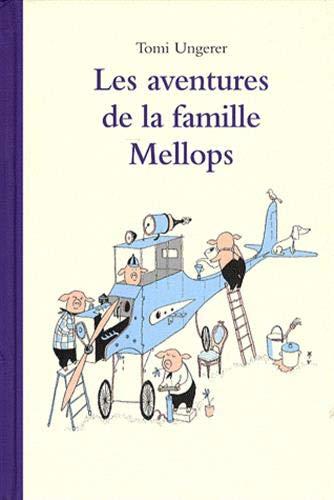 9782211091374: Les aventures de la famille Mellops