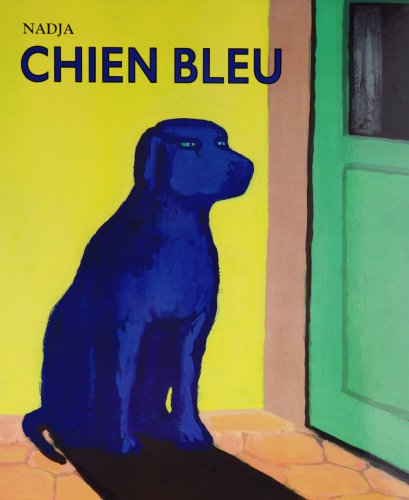 9782211093736: Chien bleu (French Edition)
