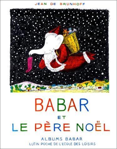 9782211094900: Babar et le père Noël