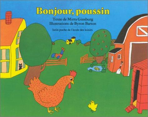 9782211095129: Bonjour, poussin