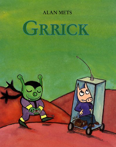 9782211095266: Grrick (French Edition)