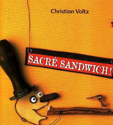 9782211095303: Sacre Sandwich ! (Les lutins)