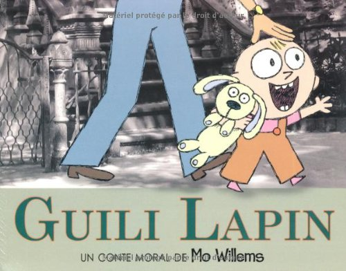 9782211095518: Guili Lapin (French Edition)