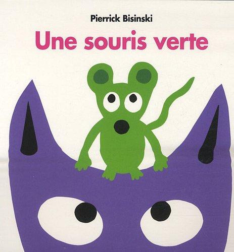 9782211095648: Une souris verte (French Edition)