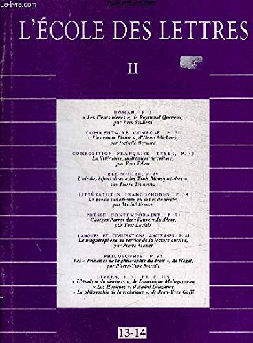 9782211110600: L'Ecole des lettres, (second cycle) num�ro 6 : Marguerite Duras, de Vinh Long � Calcutta