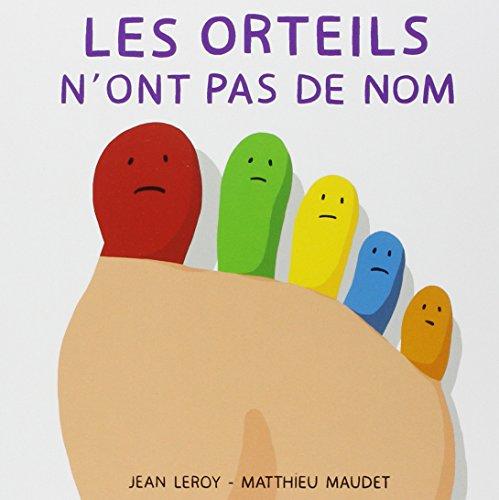 9782211200615: Les orteils n'ont pas de nom (Loulou & Cie)