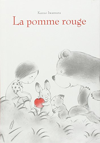 9782211201025: La pomme rouge (French Edition)
