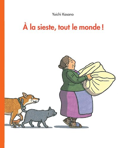 9782211201643: A Sieste Tout Le Monde (French Edition)