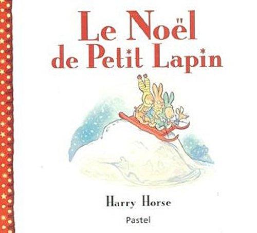 9782211204019: Le Noël de petit lapin