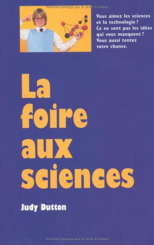 9782211204941: Foire aux sciences (La)