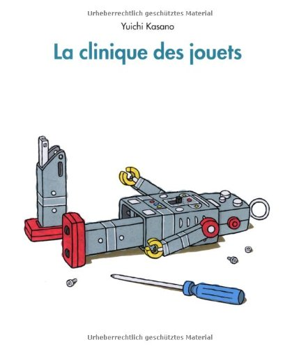 9782211207508: Clinique des Jouets (la)
