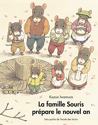9782211207737: la famille Souris prepare le nouvel an
