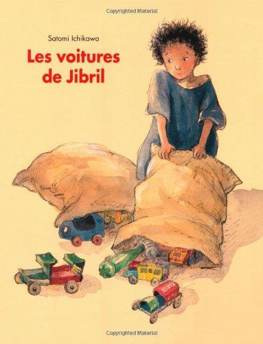 9782211207928: Les voitures de Jibril