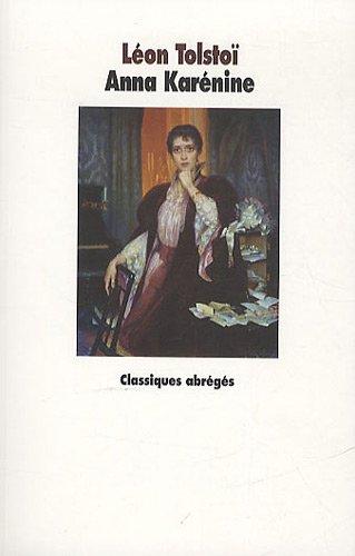 9782211209991: Anna karenine: 1 (Classiques abrégés)