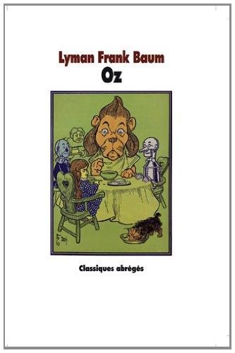 9782211211321: Oz : Le Magicien d'Oz suivi du Merveilleux pays d'Oz