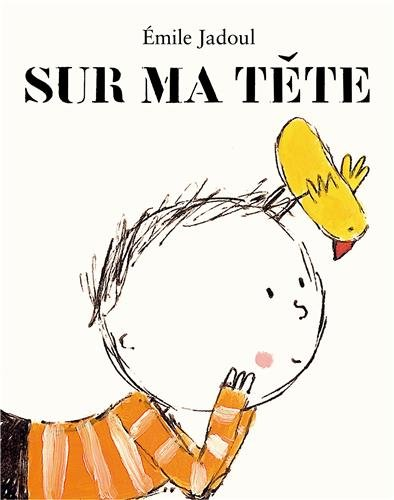 9782211211406: Sur Ma Tete (French Edition)