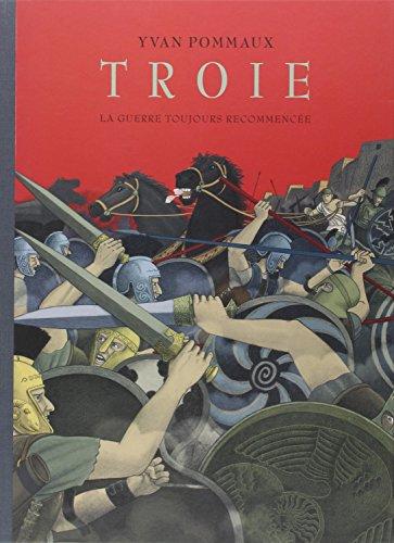 9782211211468: Troie, la guerre toujours recommencée